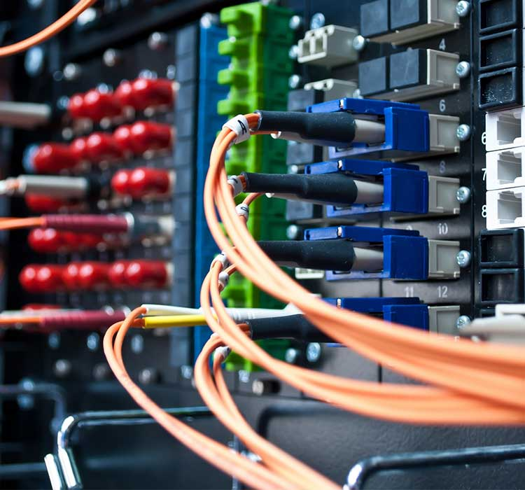 Structured Cabling, ATS Voice, Data, Video and Fiber Optics ... on