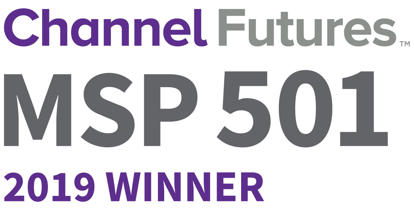 MSP 501 Winner Badge