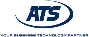 Logo for ATS, Your Business Technology Partner